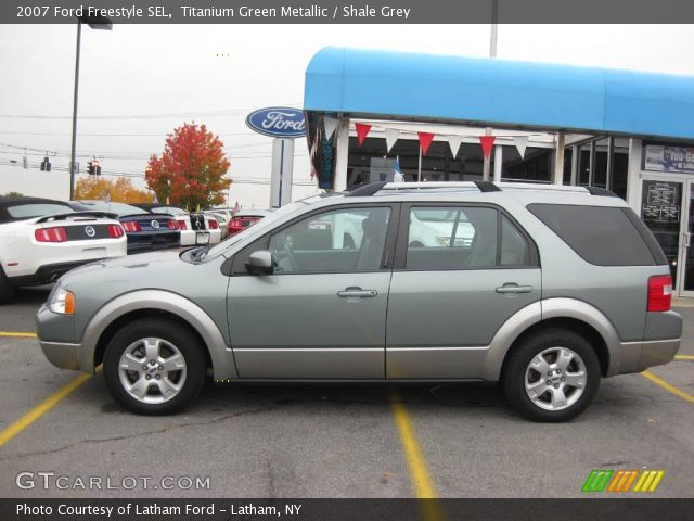 2007 Ford Freestyle #9