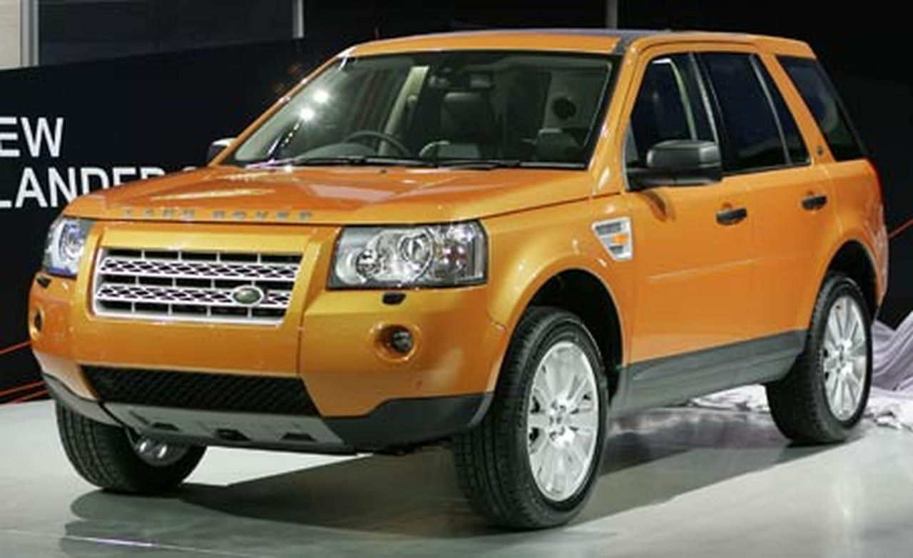 2008 Land Rover Lr2 Photos Informations Articles