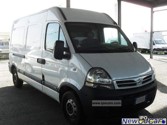 2006 Nissan Interstar #7