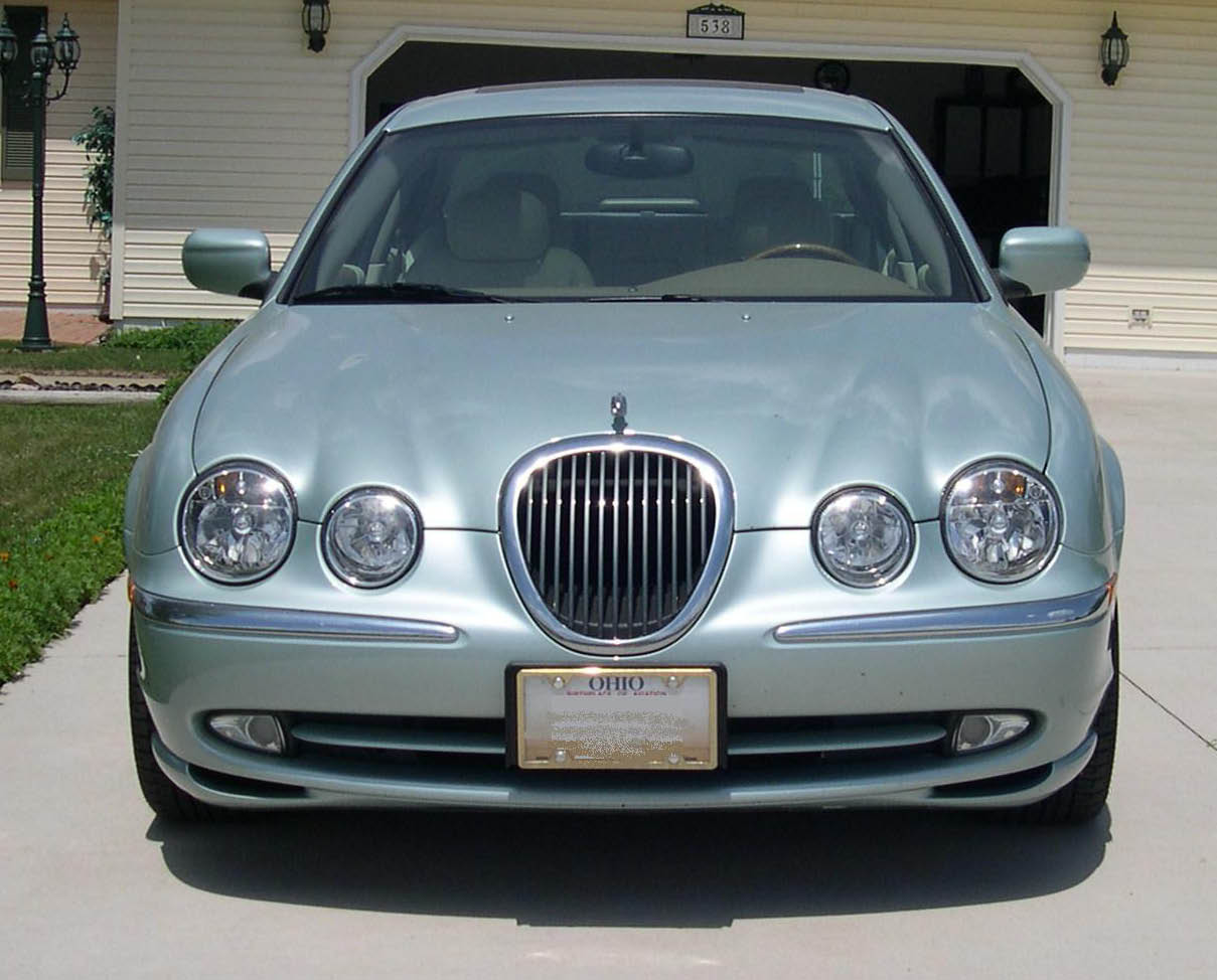 2001 Jaguar S-type #7