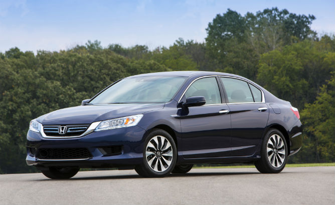 Honda Accord Hybrid #3