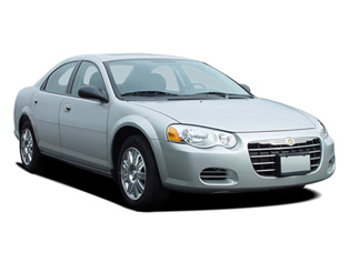 2004 Chrysler Sebring #3