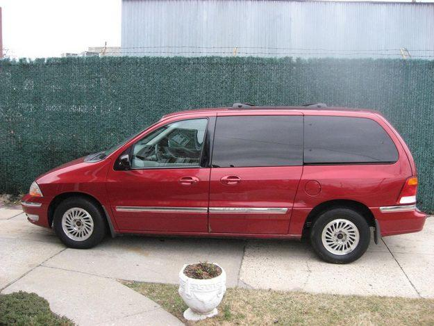 1999 Ford Windstar #16