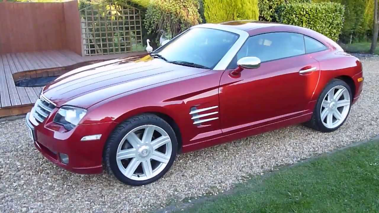 2006 Chrysler Crossfire #15