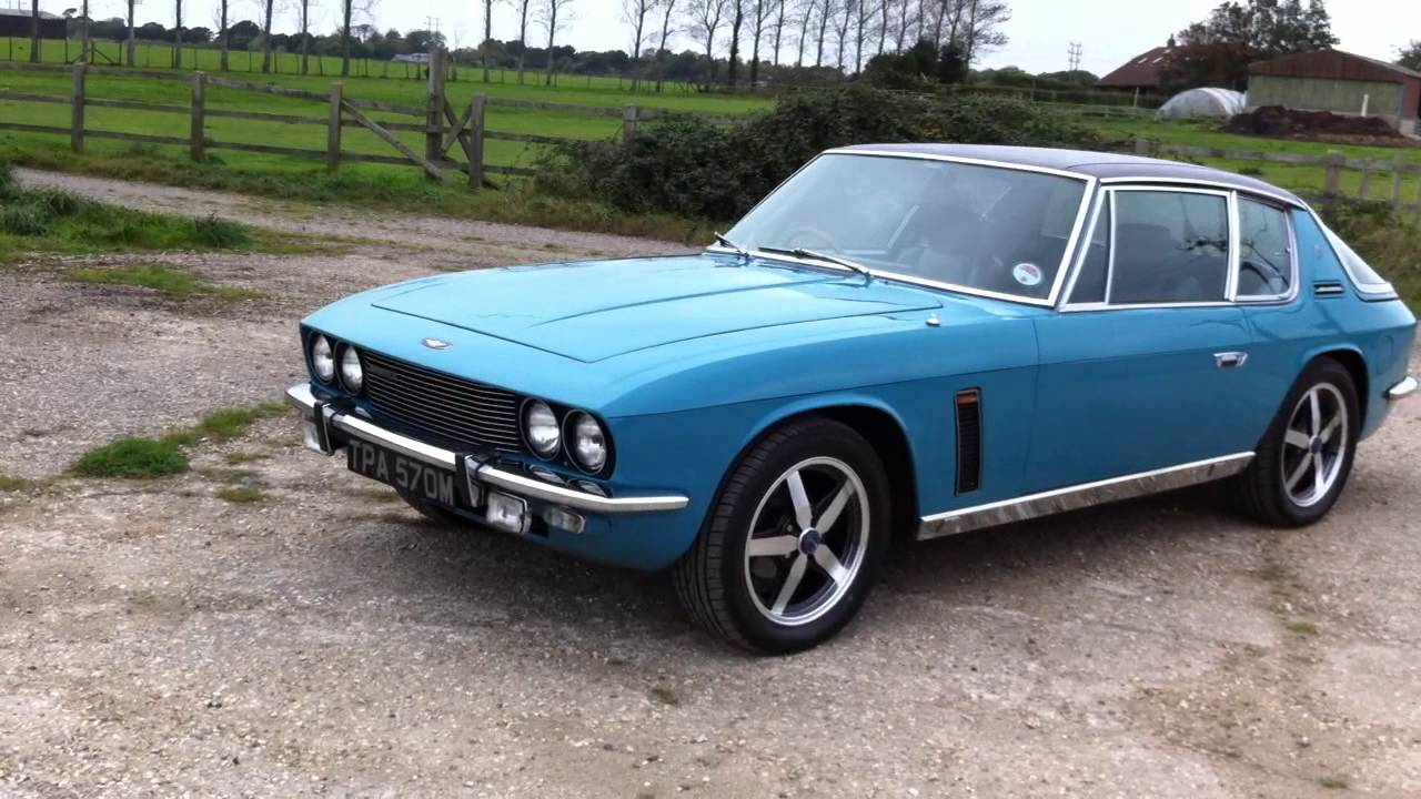 1973 Jensen Interceptor #3