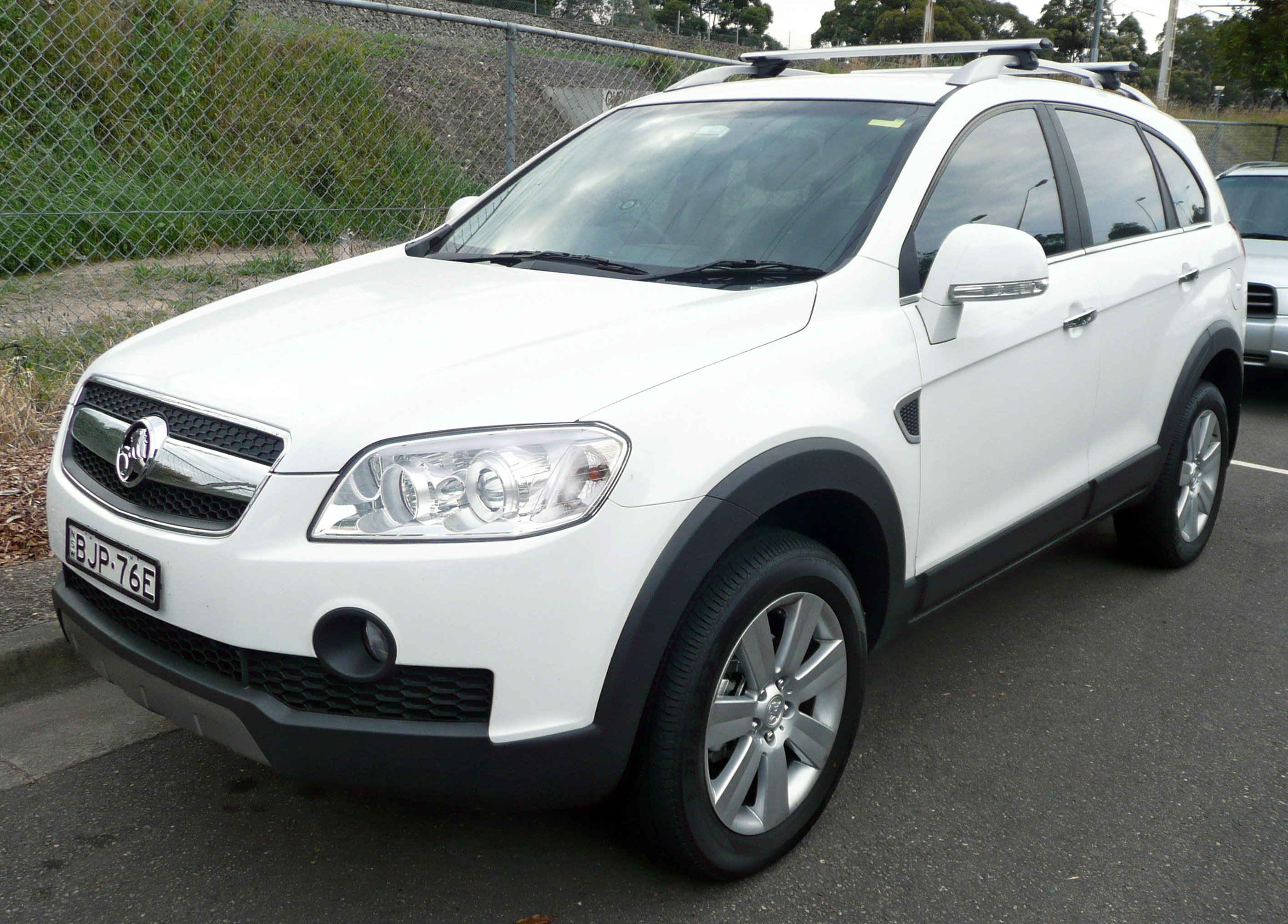 2008 Holden Captiva #9