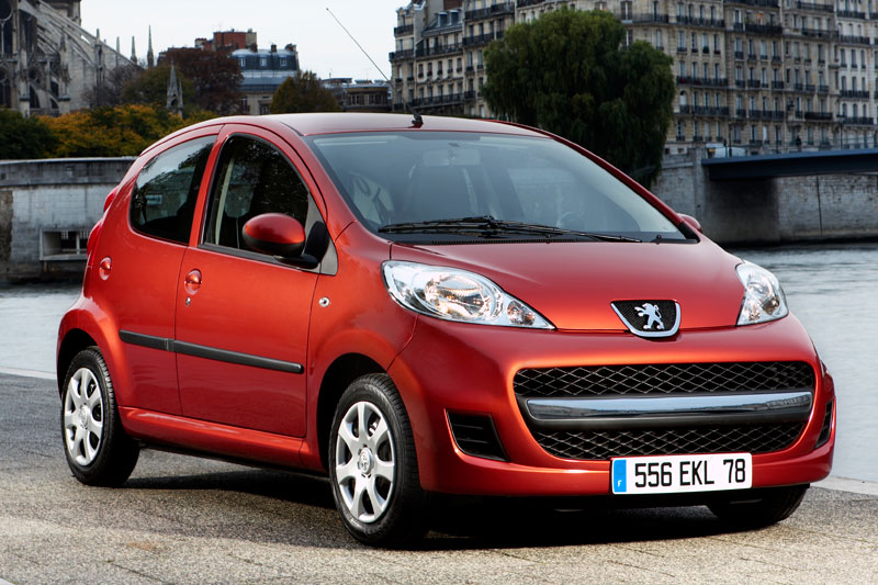 2010 Peugeot 107 Photos, Informations, Articles - BestCarMag.com