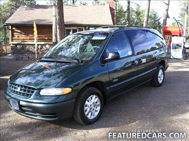 1997 Plymouth Grand Voyager #10