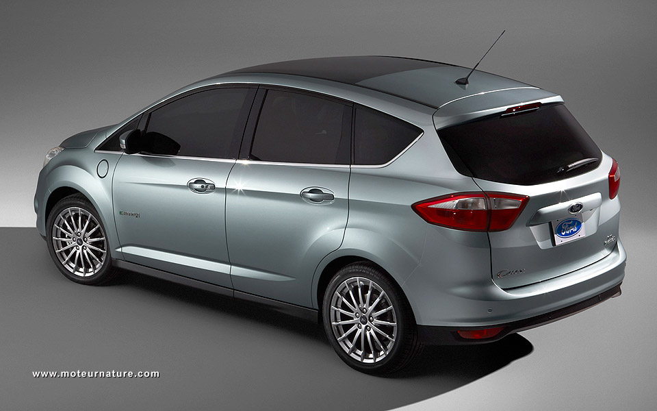 2011 Ford C-Max #6
