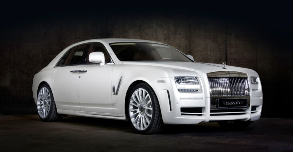 Rolls royce Ghost #8