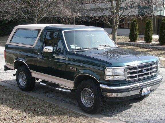 1992 Ford Bronco #13