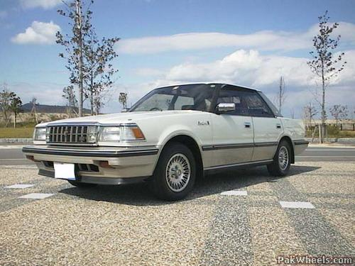 1987 Toyota Crown #6