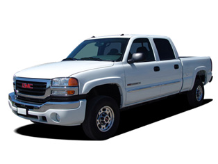 2005 GMC Sierra 2500hd #6