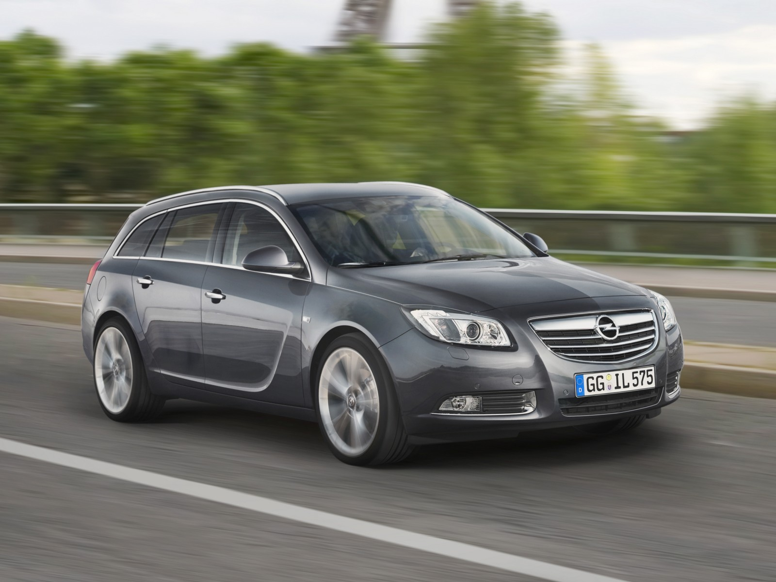 2009 opel insignia photos informations articles. Black Bedroom Furniture Sets. Home Design Ideas