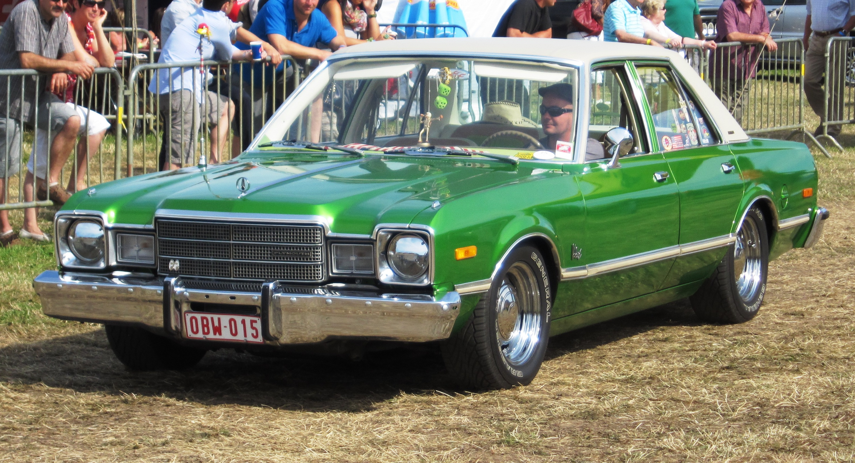 1977 Plymouth Volare #2