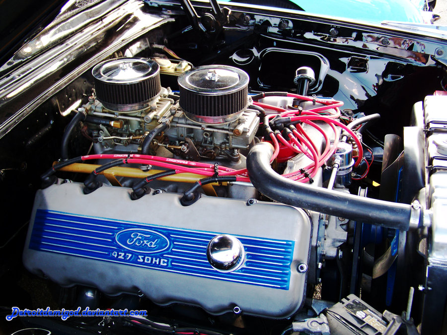 Ford 427 #13