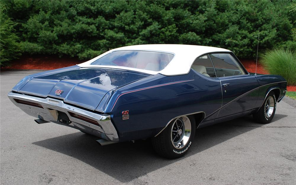 1969 Buick GS #7