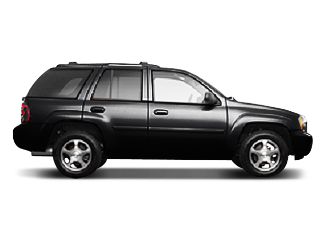 2008 Chevrolet Trailblazer #5