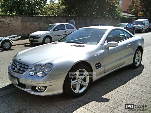 2007 Mercedes-Benz SL #16