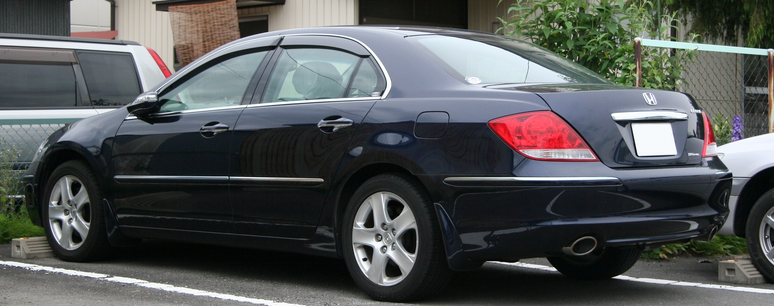 2004 Honda Legend #8