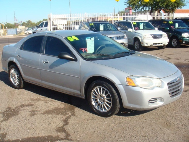 2004 Chrysler Sebring #8