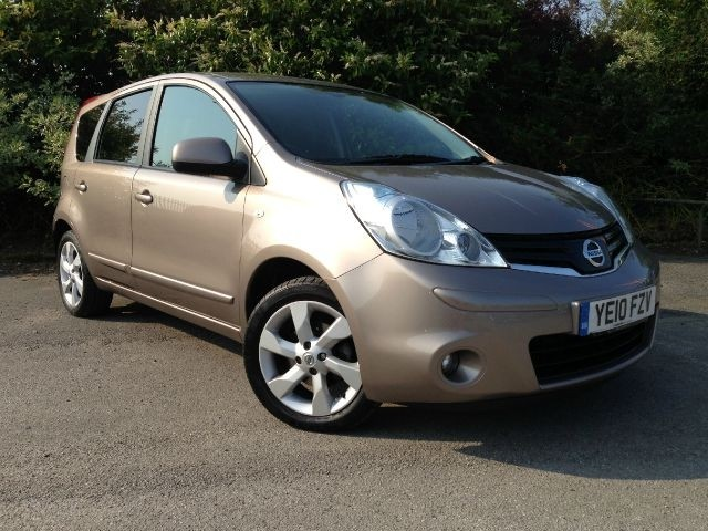 2010 Nissan Note #3