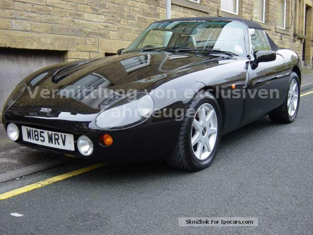 2000 TVR Griffith #10