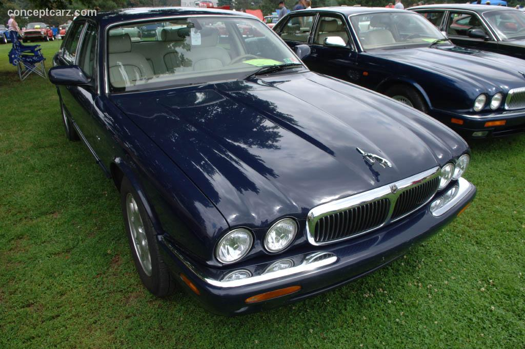 2001 Jaguar Xj-series #8