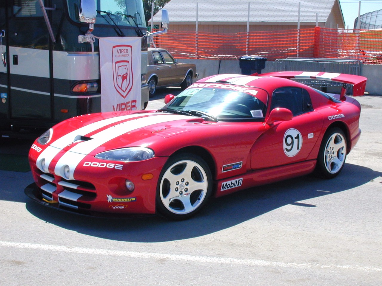1996 Chrysler Viper #5