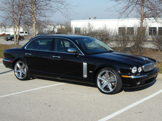 2007 Jaguar Xj-series #6