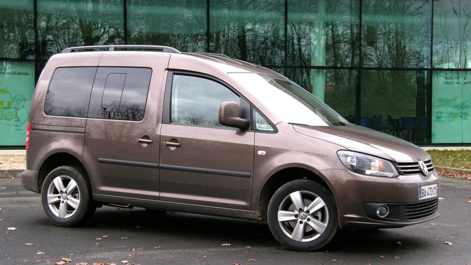 Volkswagen Caddy #12