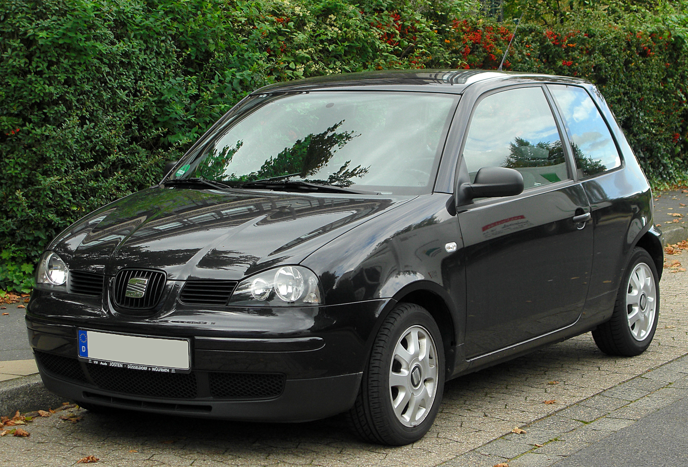 seat arosa photos informations articles. Black Bedroom Furniture Sets. Home Design Ideas