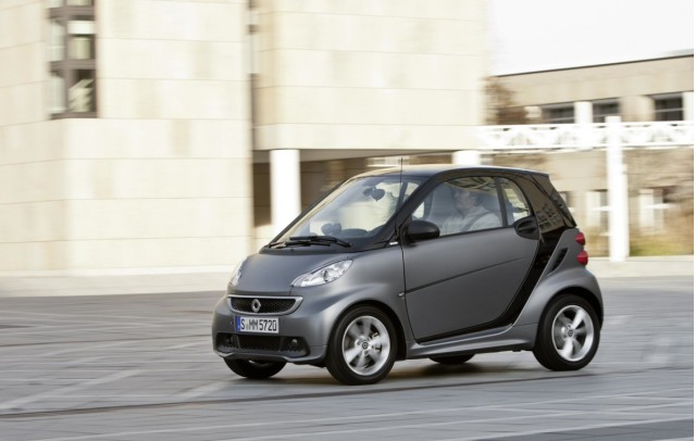 2013 Smart Fortwo #4