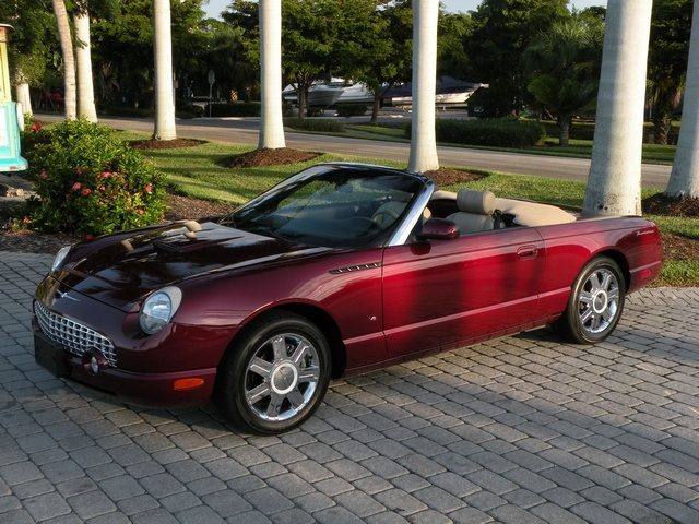 2004 Ford Thunderbird #5