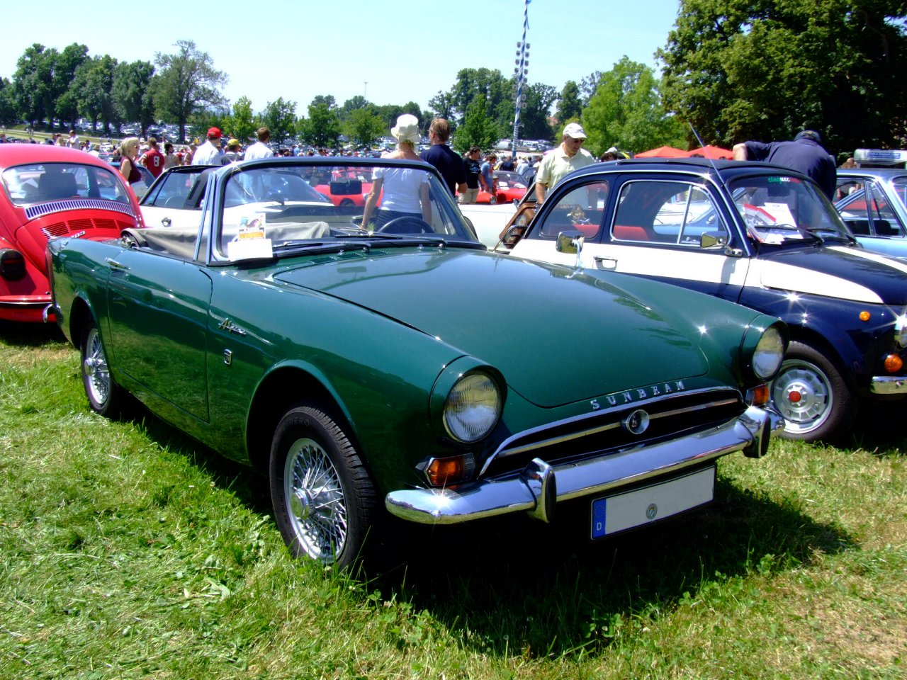 Sunbeam Alpine #10