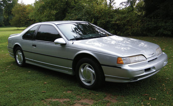 1992 Ford Thunderbird #8