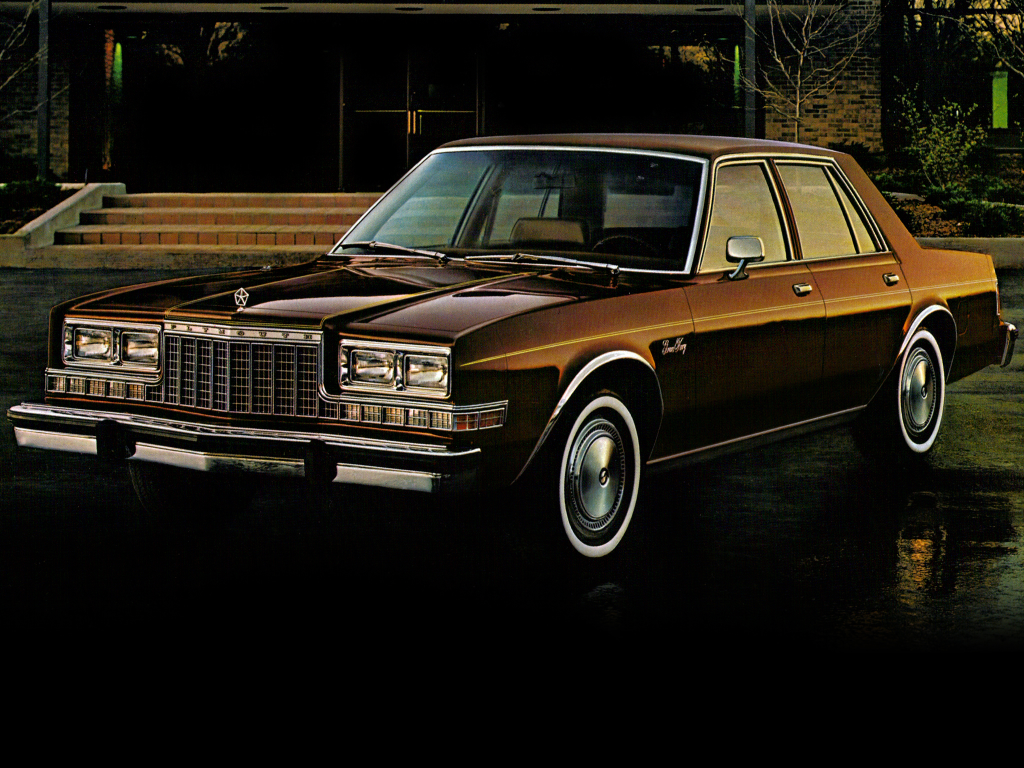1988 Plymouth Gran Fury #9