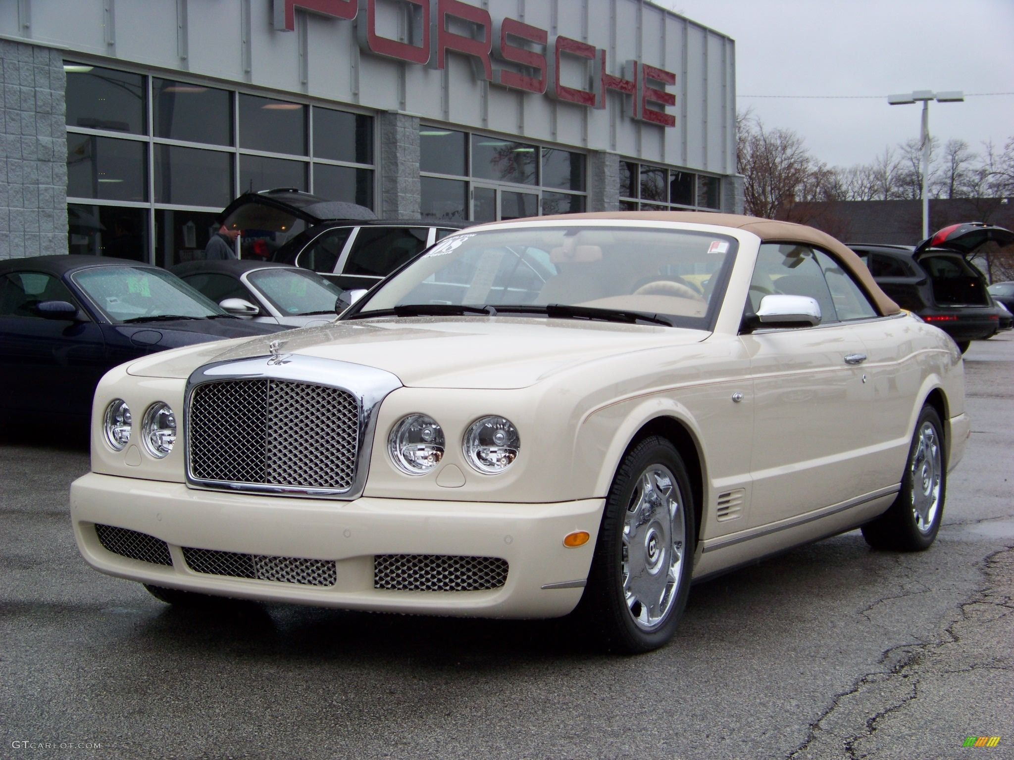2008 Bentley Azure #1