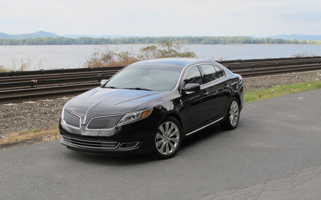 2014 Lincoln Mkz #4