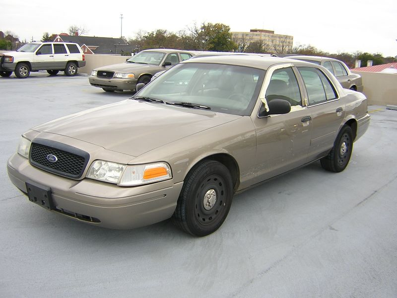 2008 Ford Crown Victoria #16