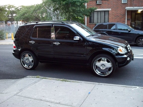 2003 Mercedes-Benz ML #11