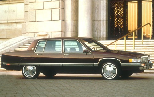 1993 Cadillac Sixty Special #6