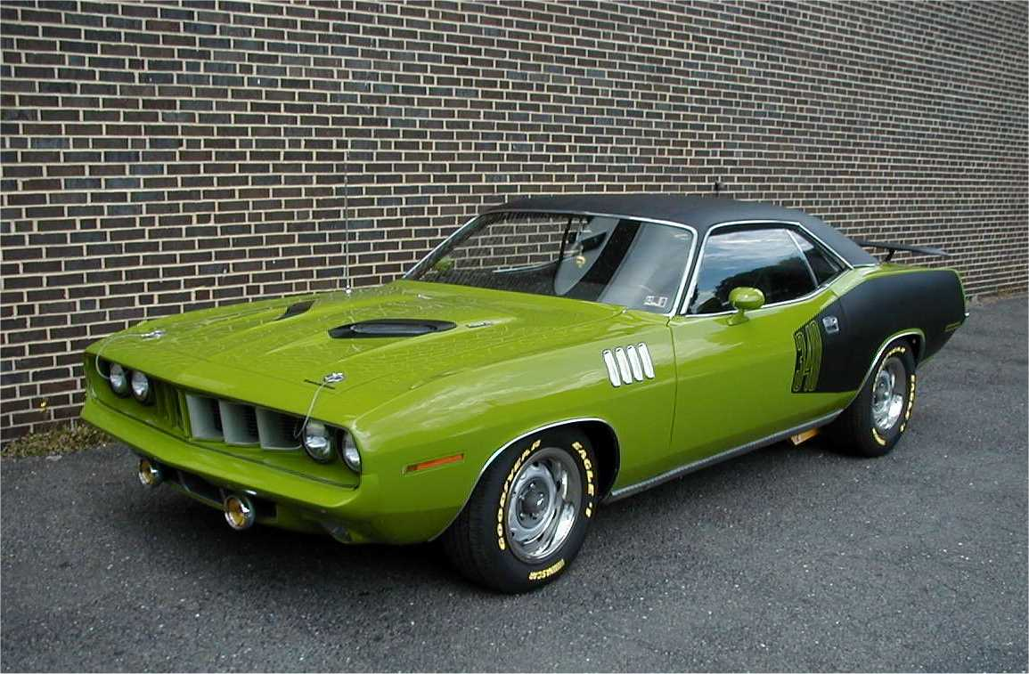 1971 Plymouth Barracuda #3