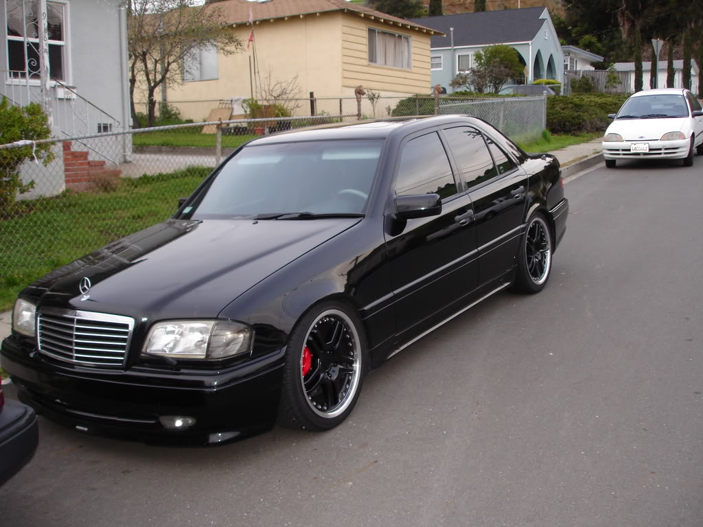 mercedes benz c43 amg photos informations articles