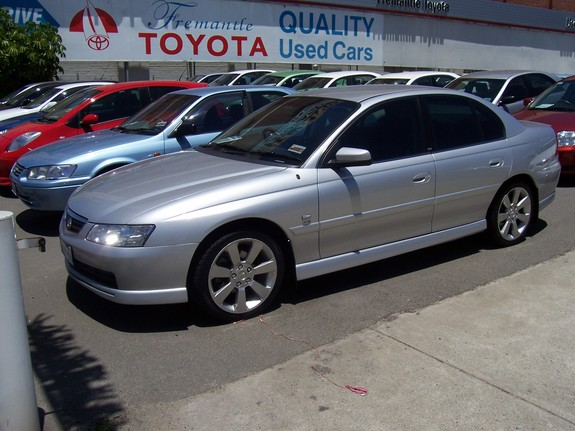 2004 Holden Berlina #4