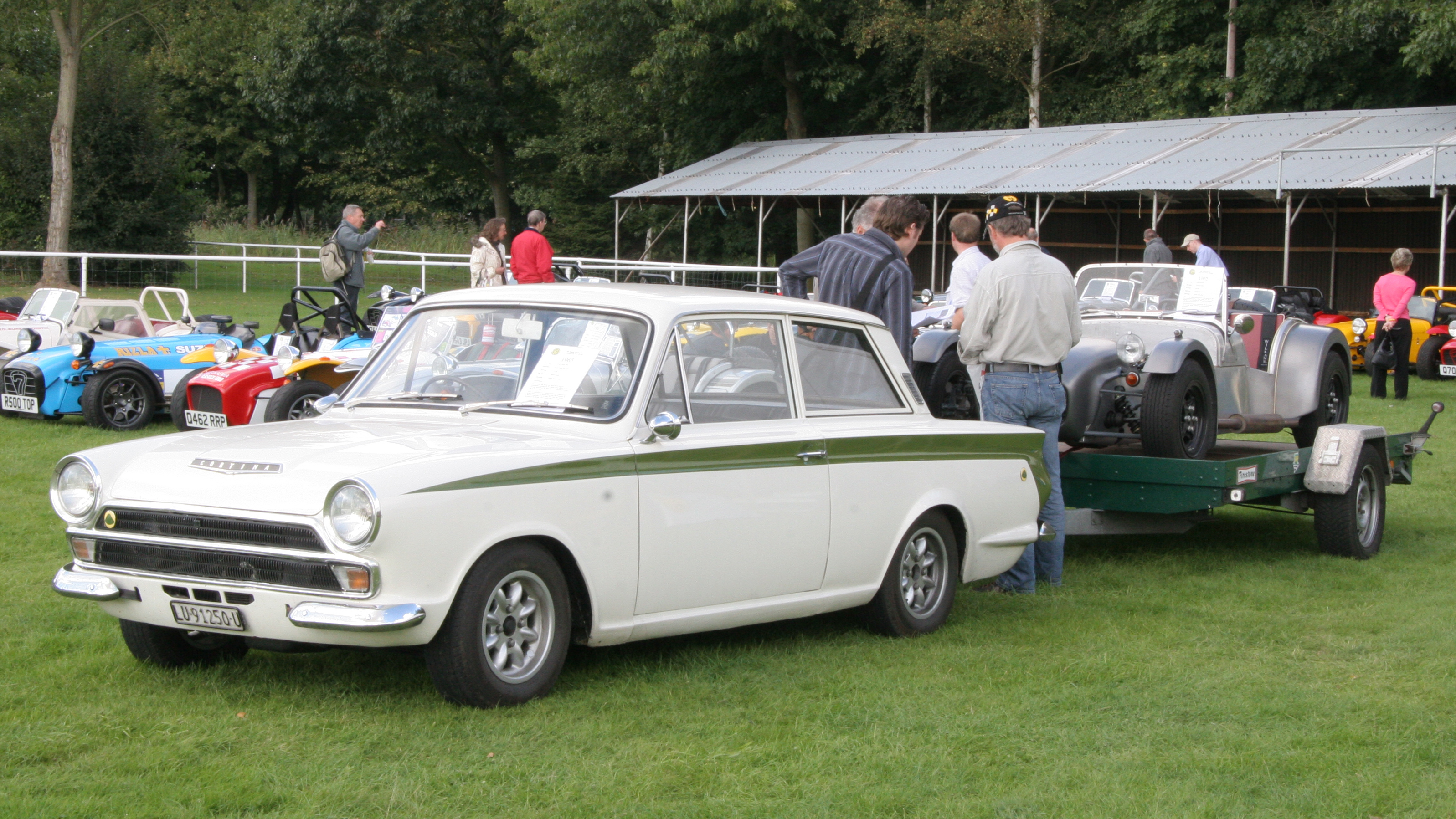 Ford Lotus Cortina #8