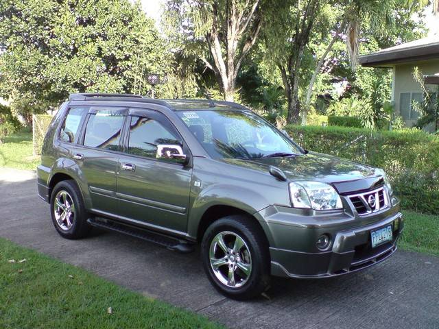 2006 nissan x trail photos informations articles. Black Bedroom Furniture Sets. Home Design Ideas
