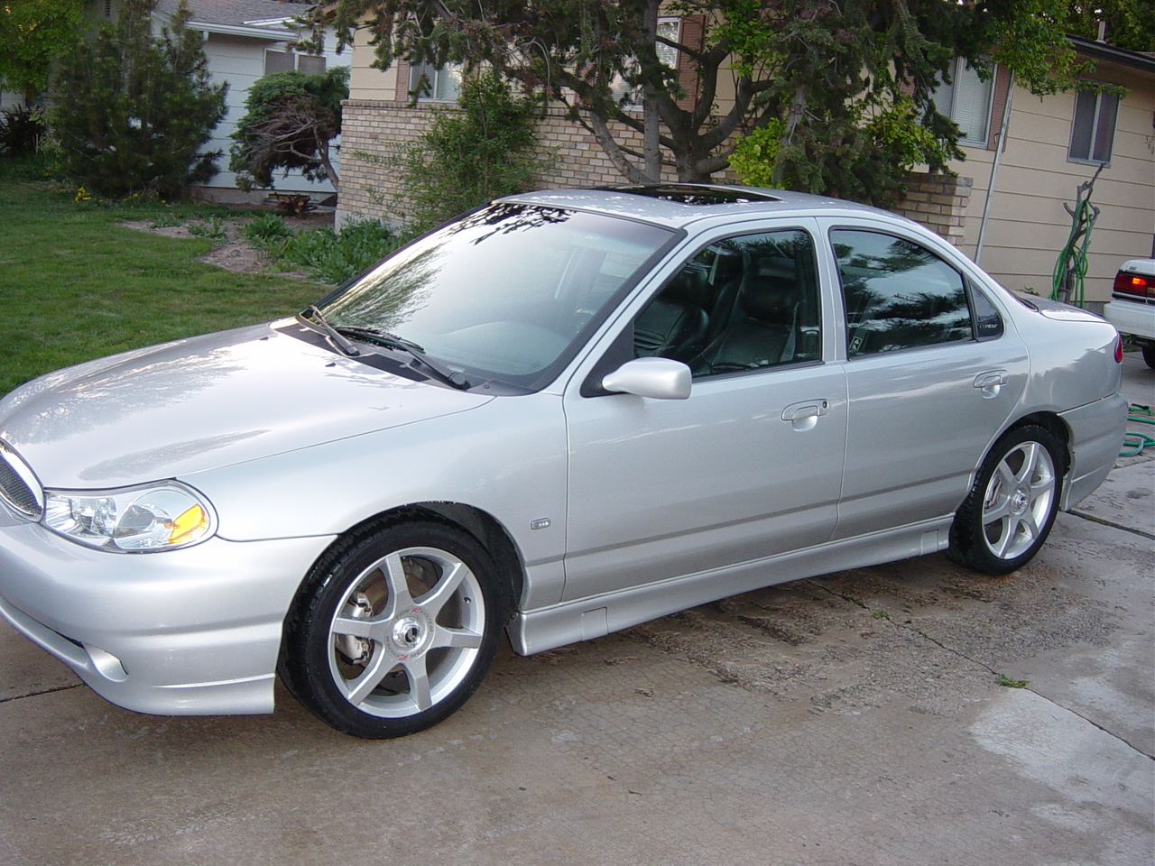 1999 Ford Contour #6