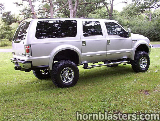 2004 Ford Excursion #7