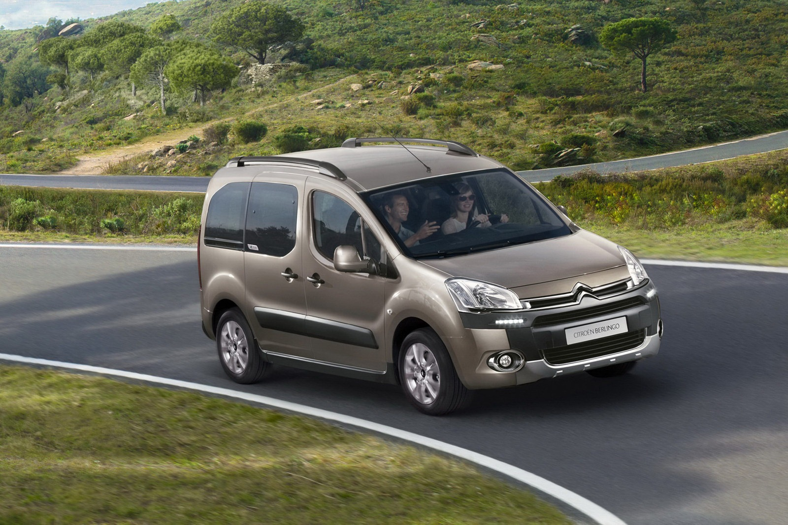 2012 Citroen Berlingo #7